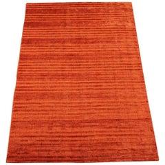 Modern Bamboo Silk Rug