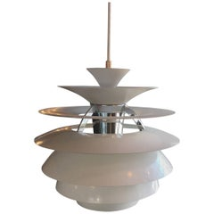 "Poul Henningsen ""Snowball"" Pendant Light for Louis Poulsen"
