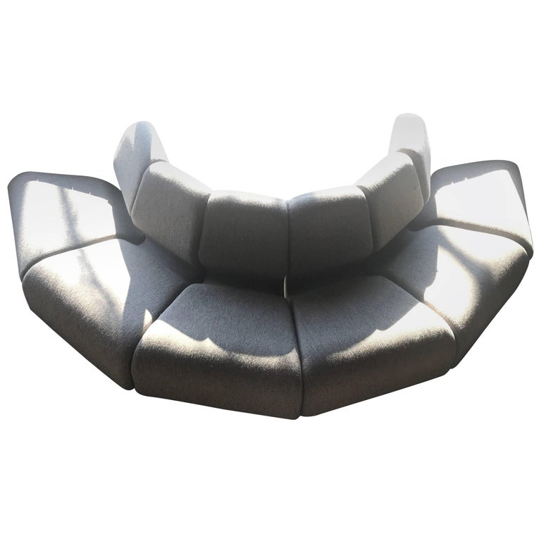 Don Chadwick For Herman Miller Round Half Circle Inverted
