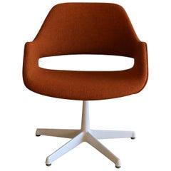 Swivel Armchair by Arthur Umanoff for Madison Furniture