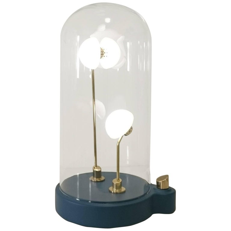Mini Germes de Lux, Table Lamp by Thierry Toutin, on Demand