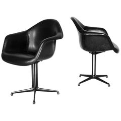 La Fonda Chairs by Charles & Ray Eames for Herman Miller, 1960s, Set of Two