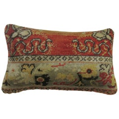 Bolster Pillow from Turkish Rug