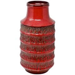 Monumental German Ceramic Vase