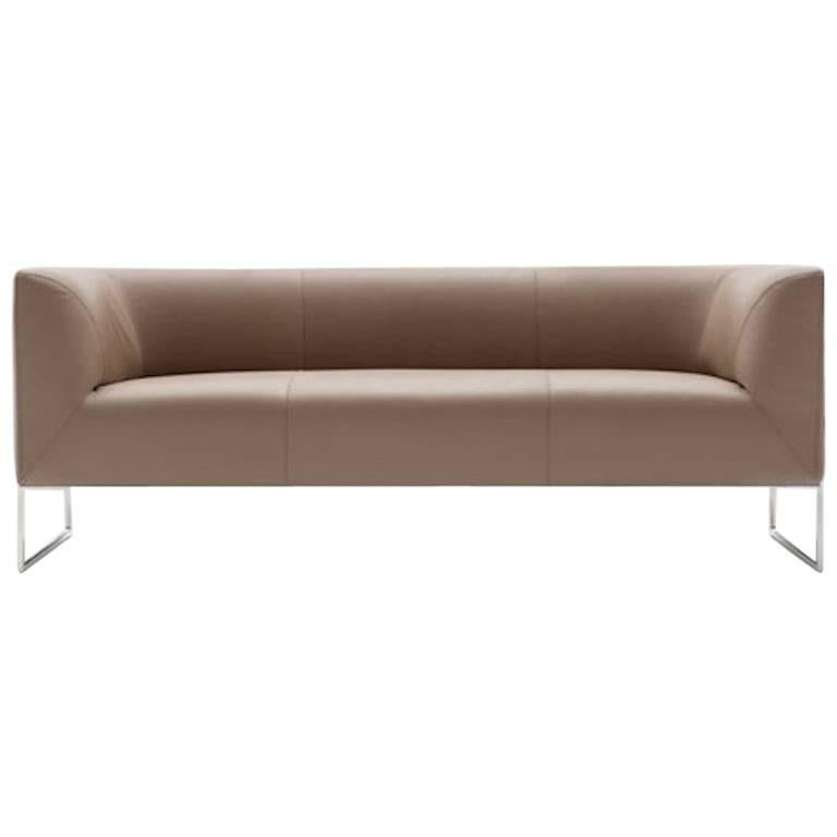 Mel Lounge Sofa Without Loose Cushions By COR