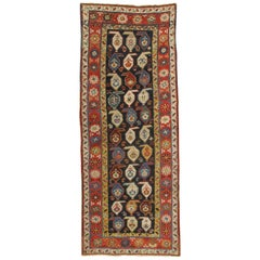 Antique Kazak Runner