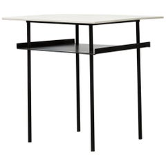 Wim Rietveld for Auping Industrial Side Table