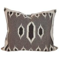 Indian Weaving Large Pillow