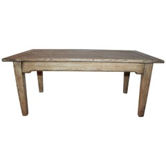 Farm Coffee Table in Original Painted Surface