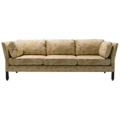 Dunbar Mid-Century Modern Sofa by Edward Wormley