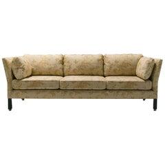Dunbar Mid-Century Modern Sofa by Edward Wormley