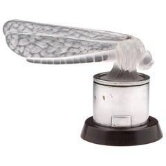 Rene Lalique Petite Libellule Small Dragonfly Car Mascot