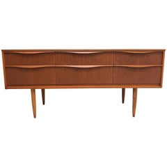 Midcentury Teak Sideboards by Frank Guille