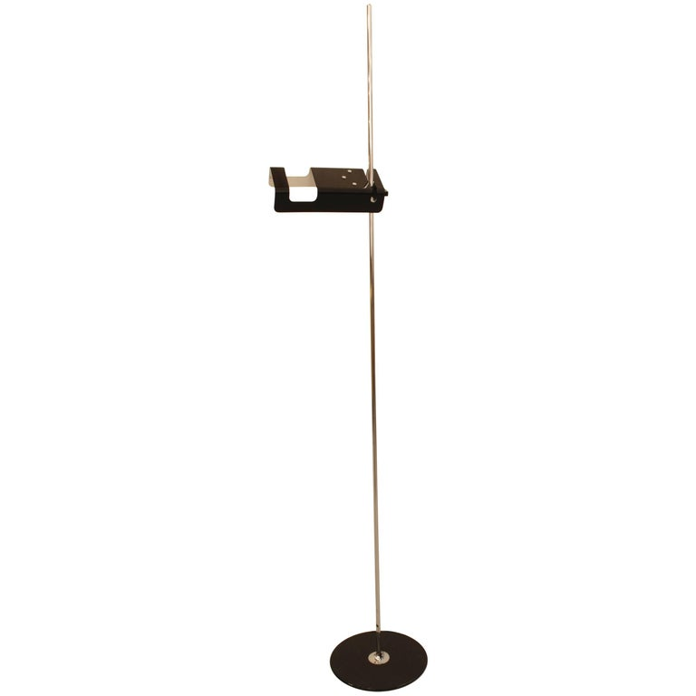 Joe Colombo O-Luce Spider Floor Lamp For Sale at 1stdibs