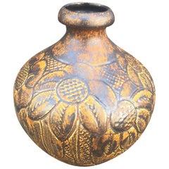 Roger Guerin, Ceramic Vase, circa 1930