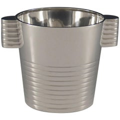 Elkington Art Deco Style Ice Bucket