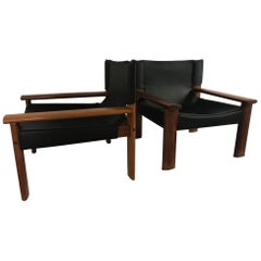Pair of OCA Armchairs