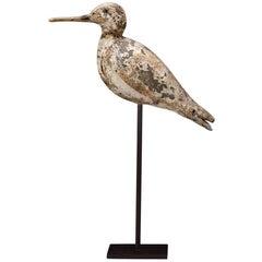 Original Working Shorebird Decoy