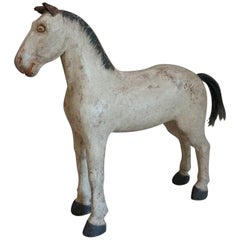 Swedish Toy Horse from the Gemla Factory