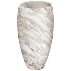 Forza Calacatta Marble x Large Vase - In Stock