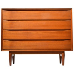 Teak Dresser by Arne Vodder for Sibast