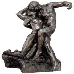 "Auguste Rodin ""Eternal Springtime"", 1884"