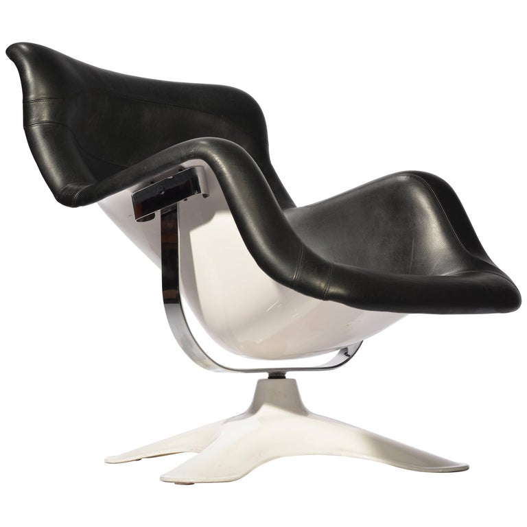 Karuselli Lounge Chair by Yrjö Kukkapuro For Sale