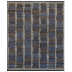 Swedish Flat-Weave Rug