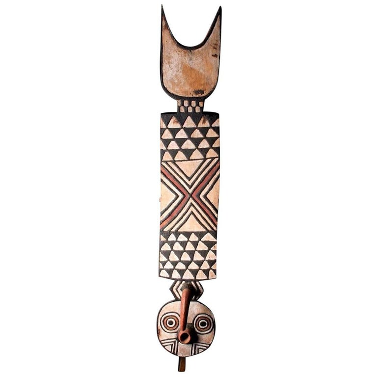 """Very Important """"Nwantantay"""" African Dance Mask"""