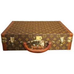 Louis Vuitton Monogram Small Suitcase or Briefcase