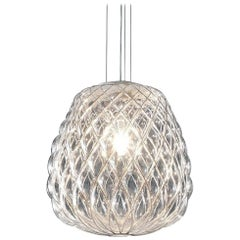 """Pinecone"" Large Pendant Lamp Designed by Paola Navone for FontanaArte"