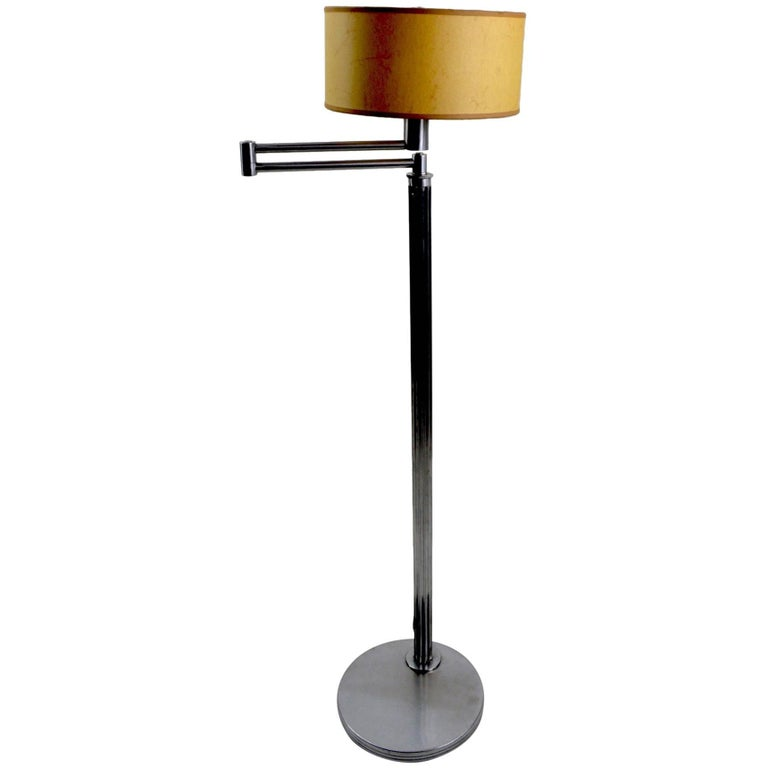 Walter Von Nessen Floor Lamp Early Version