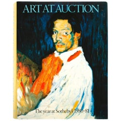 ''Art at Auction, The Year at Sotheby's 1980-1981'' First Edition Book