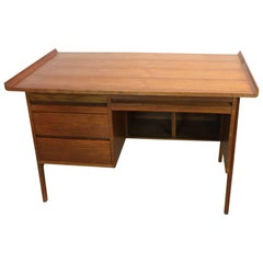 Awesome Vintage Teak Desk