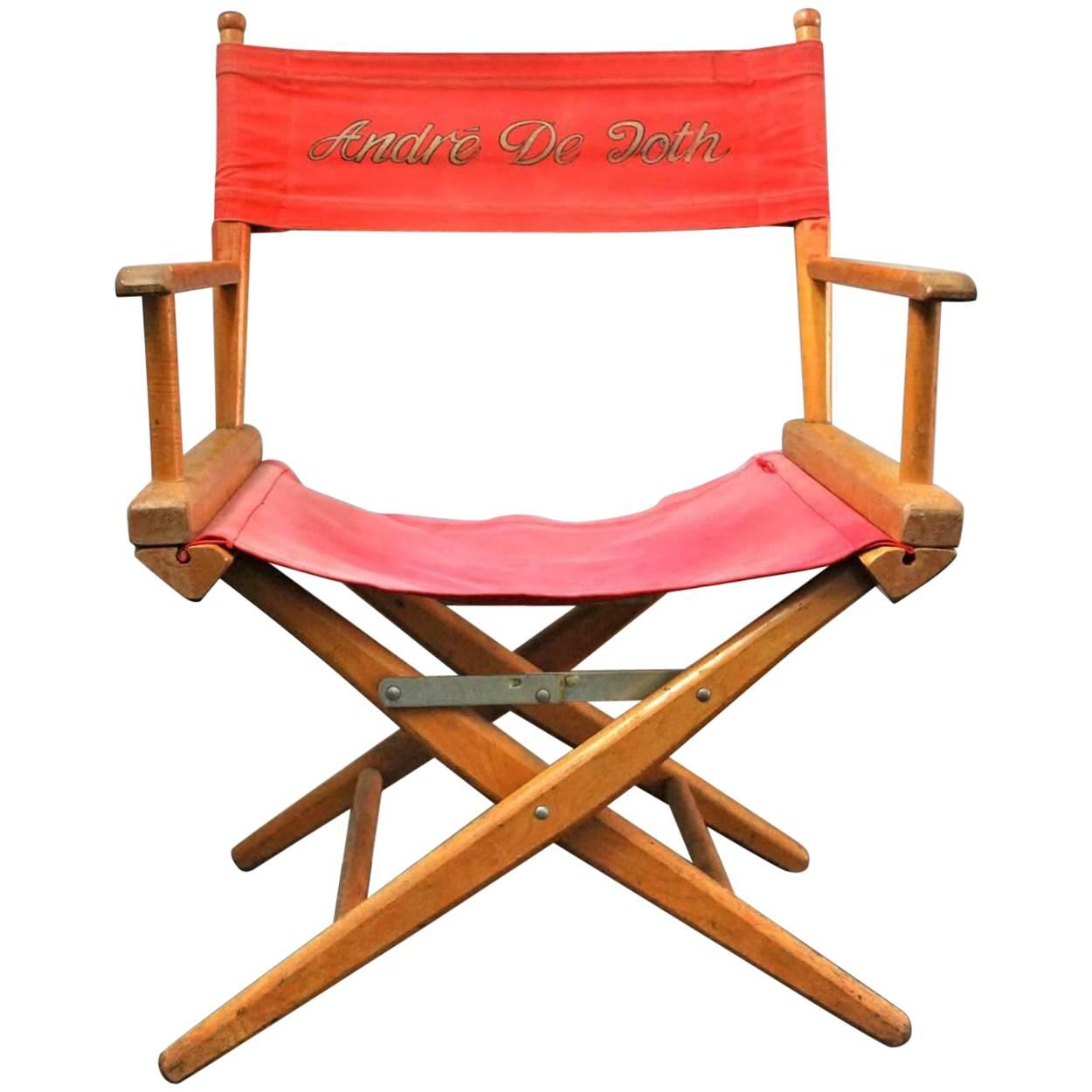 Personal Directors Chair