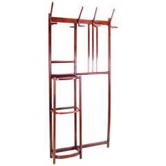 Large Clothes-Stand Thonet P83 from 1925
