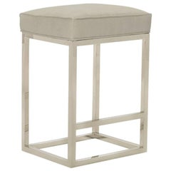 Simply Plush Counter Stool