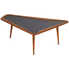 Charles Ramos Free-Form French Coffee Table 1950s