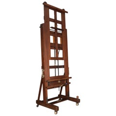 Large Studio Easel by Windsor and Newton