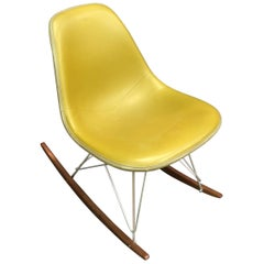 Rocking Chair RKR of Eames by Herman Miller