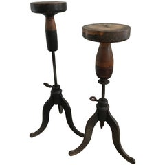 Pair of Antique Pedestals