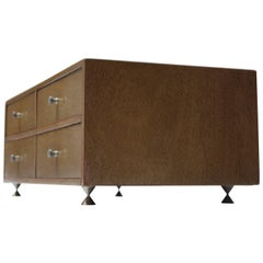 American of Martinsville Jewelry Cabinet
