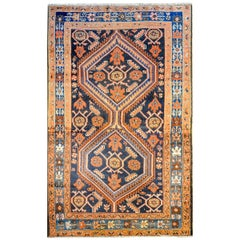Exceptional Early 20th Century Kurdish Rug