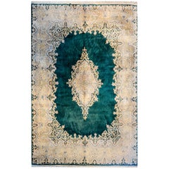 Amazing Mid-20th Century Kirman Rug