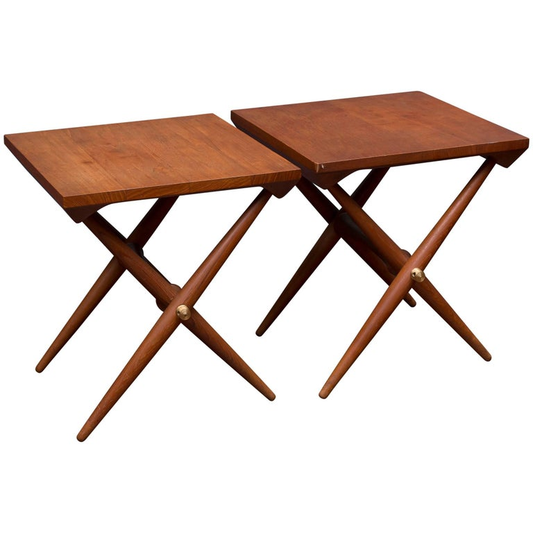 Jens Quistgaard Tables