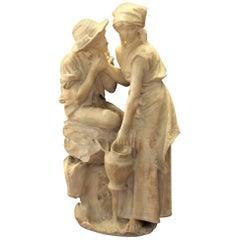 P.E. Fiaschi Sculpture