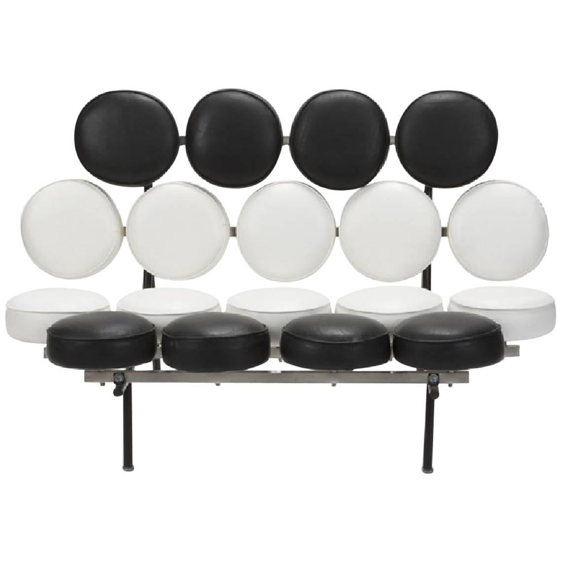 George Nelson/Herman Miller Marshmallow Sofa
