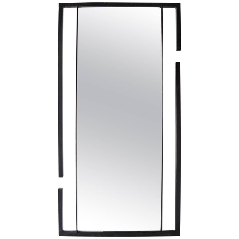 J.M. Szymanski wall mirror, new