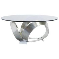Diamond Coffee Table by Knut Hesterberg for Ronald Schmitt