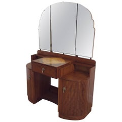 Art Deco Dressing Table by Maple & Co.